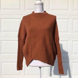 Shein Rist colored sweater